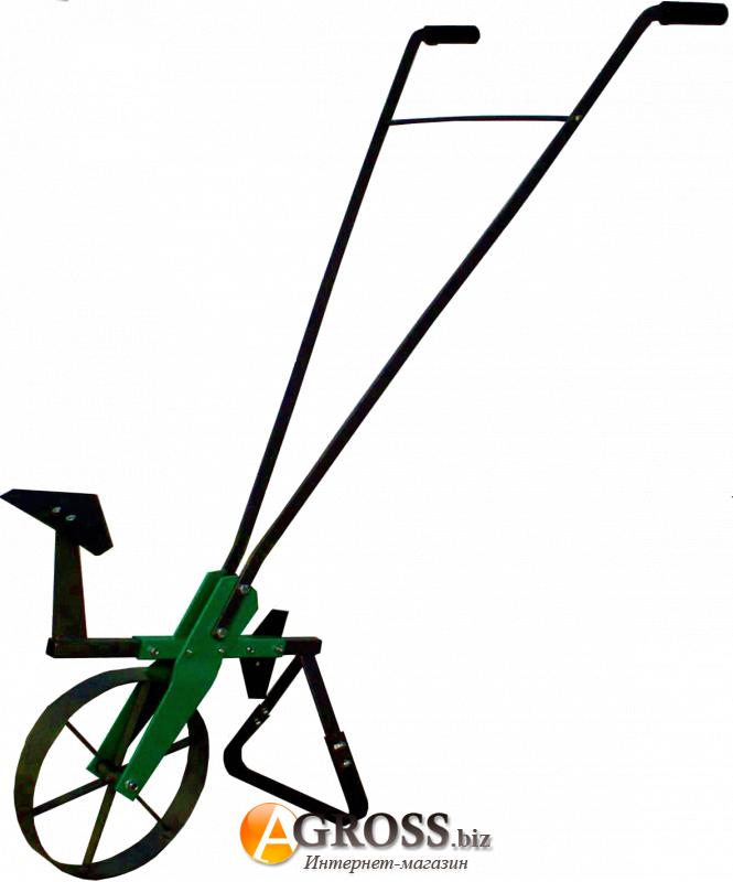 Плоскорез с колесом чертежи