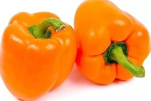 Семена перца сладкого желтого, оранжевого