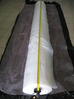 Пленка тепличная 150 мкр 16м Х 52м - фото 4338