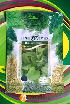 Семена щавель Широколистный 100 г (ГАВРИШ) - фото 5961