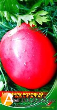 Семена томата Новичок розовый 1 г - фото 6022