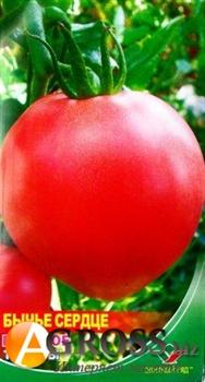 Cемена томата Бычье сердце розовое 1 г - фото 6049