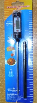 Цифровой термометр WT-1 - фото 6088