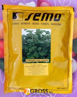 Семена кориандра Лонг Стендинг (SEMO) - фото 6279
