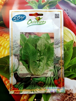 Семена салата Ромен Бионда Монтаре 50 г (Hortus) - фото 6318