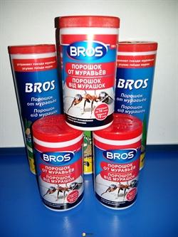 Порошок от муравьев БРОС - фото 6700