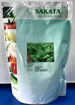 Семена шпината Клиппер F1 50 000 шт - фото 6975