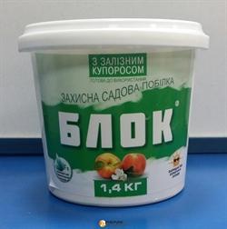 Защитная садовая побелка Fe (1,4 кг) - фото 7386