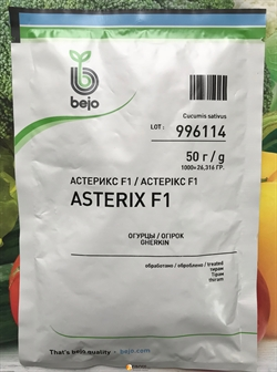 Семена огурца Астерикс F1 - фото 7511