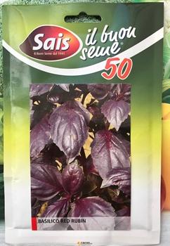 Семена базилика Ред Рубин 50 г (Sais) - фото 7572