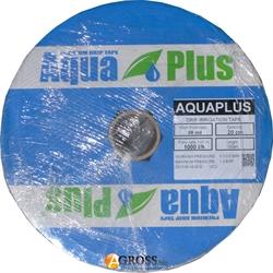 "Лента капельного полива Aqua Plus 8""20x500 - фото 7621"