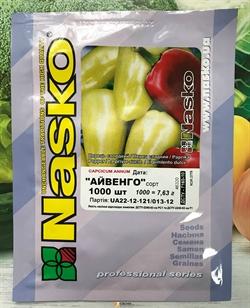 Семена перца Айвенго - фото 7728
