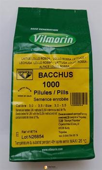 Семена салата Бахус 1000 шт (драже) - фото 7919
