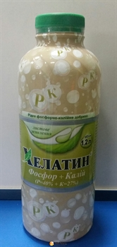 Хелатин Фосфор + Калий (1,2 л) - фото 8064