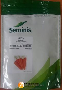 Семена моркови Абако F1 (калибр. 1,6 - 1,8) - фото 8409
