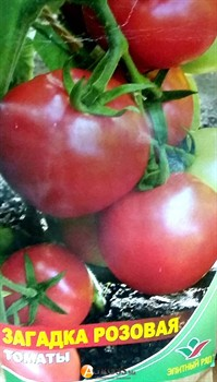 Семена томата Загадка розовая - фото 8667