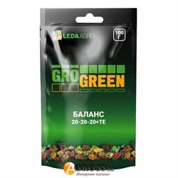 GRO GREEN БАЛАНС 20.20.20 + TE - фото 8768