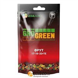 GRO GREEN ФРУТ 17.10.32 + TE - фото 8769
