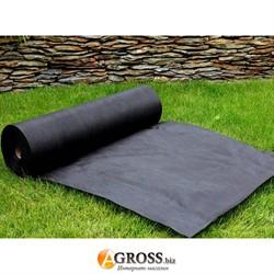 Агроволокно черно-белое П-50 1,6м х 100м - фото 9534