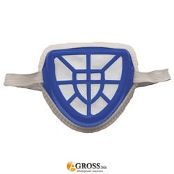 Маска-респиратор (противопылевая) GRAD (9421605) - фото 9757