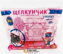 Щелкунчик  кукуруза 400 г, от крыс и мышей - фото 9976