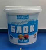 Защитная садовая побелка Сu (1,4 кг)