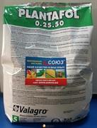 PLANTAFOL 0.25.50 (Плантафол) для листовой подкормки